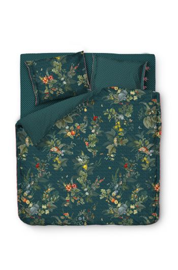 duvet-cover-fall-in-leaf-dark-blue-flowers-2-person-pip-studio-205087
