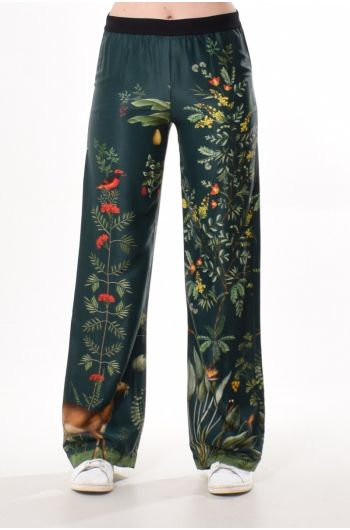 Spark Trousers Deer Print
