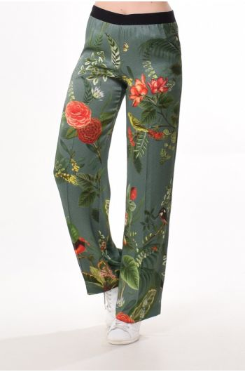 Spark Trousers Birdflower
