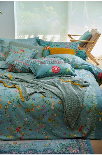 Duvet-cover-petites-fleurs-Blue-grijzer-flowers-pip-studio-2-persons