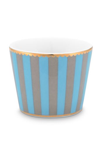 egg-cup-love-birds-in-blue-and-khaki-with-stripes
