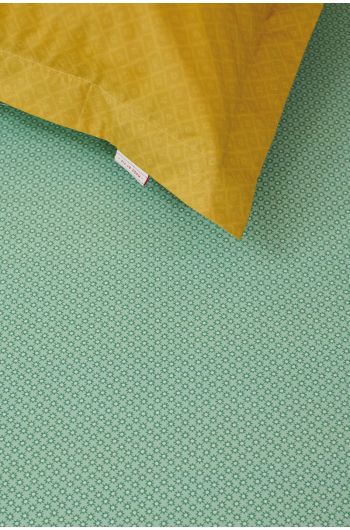 Fitted Sheet Twinkle Star Green