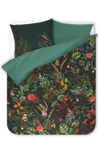 Duvet cover Forest Foliage Green