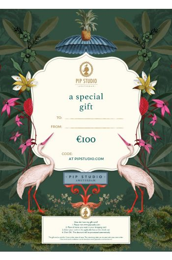 Digitale cadeaukaart €100