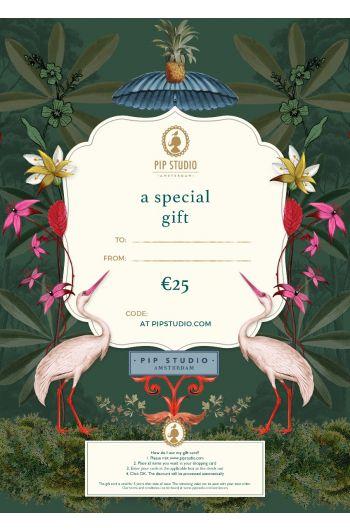 Digitale Cadeaukaart €25