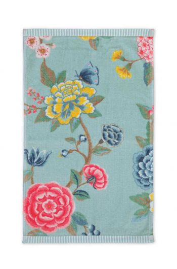 Guest towel Good Evening Blue 30x50 cm