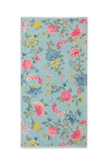 XL Bath towel Good Evening Blue 70x140 cm