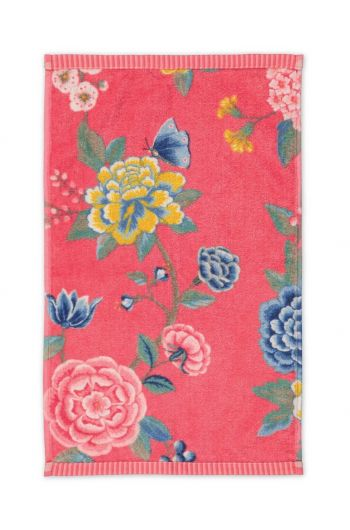 Guest towel Good Evening Coral 30X50 cm
