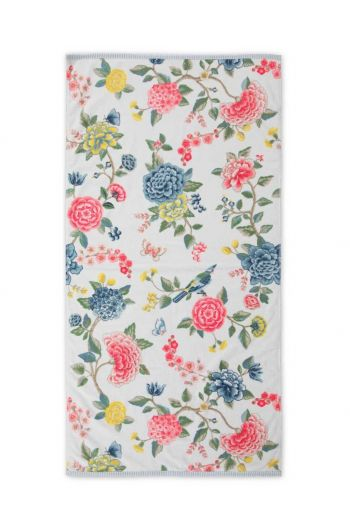 XL Bath towel Good Evening White 70x140 cm