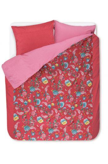 Bettbezug Good Night Rot