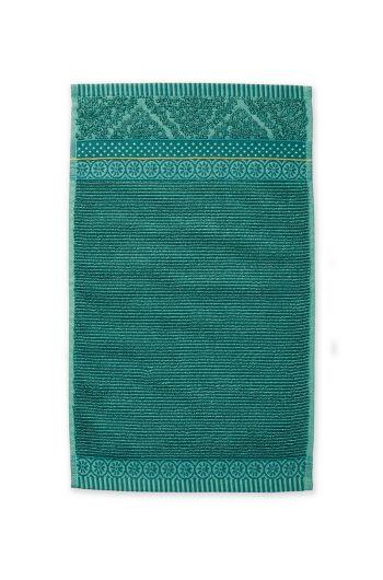 Gästehandtuch-soft-zellige-grün205575