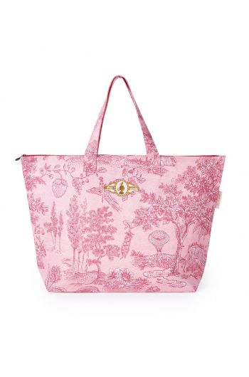 Beach Bag Hide and Seek Pink