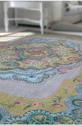 Teppich Majorelle by Pip Gelb