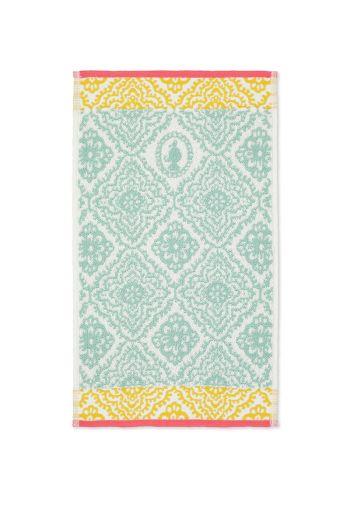 Guest towel Jacquard Check Light blue 30x50 cm