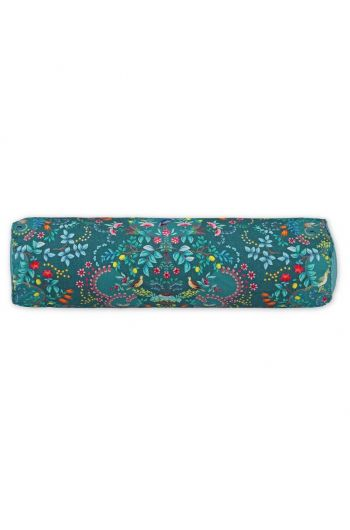 Neck roll Jungle Animals Dark Green