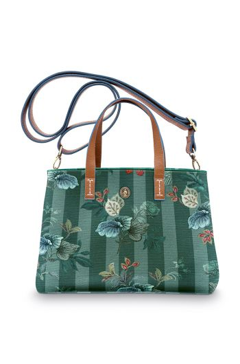 small-shopper-leafy-stitch-in-blue-with-flower-design