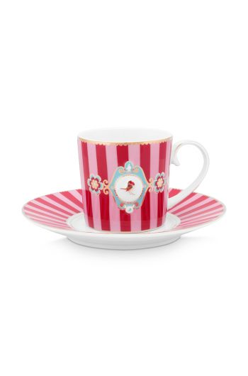 cup-and-saucer-love-birds-in-red-and-pink-with-bird