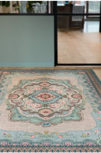 Carpet Majorelle by Pip Pastel Blue