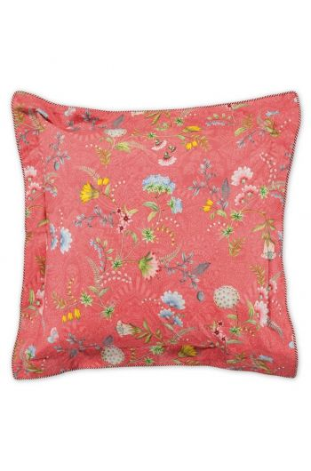 Cushion square La Majorelle Pink