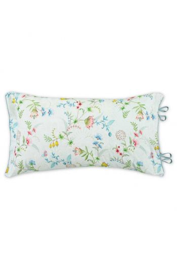 Cushion rectangle La Majorelle White