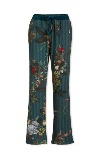 Lange Broek Fall in Leaf Groen