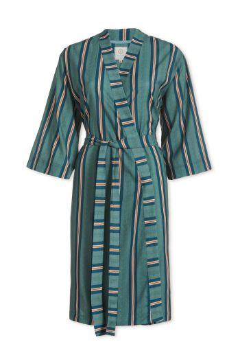 kimono Blurred Lines Green