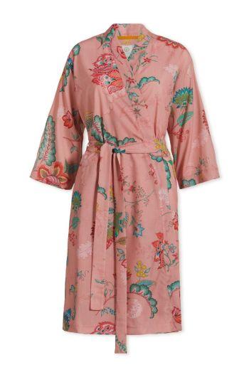 Kimono Jambo Flower Rosa