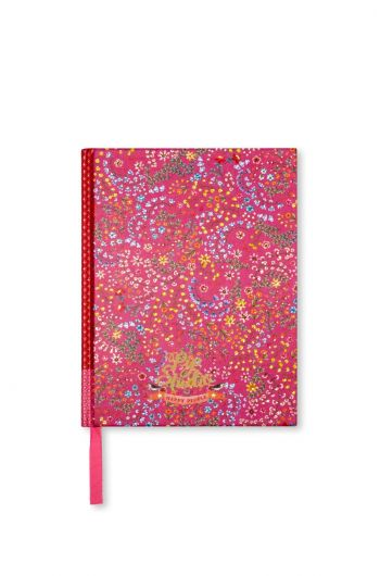 Notizbuch A5 Jungle Animals liniert rosa