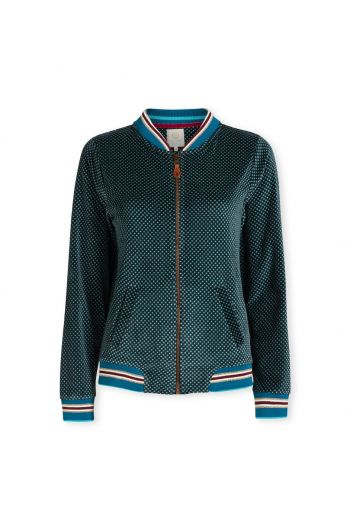 Bomberjacket Twinkle Star Blue