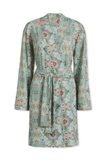 Kimono Moon Delight Green