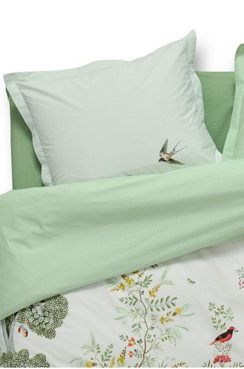 Pillowcase Babylons Garden White