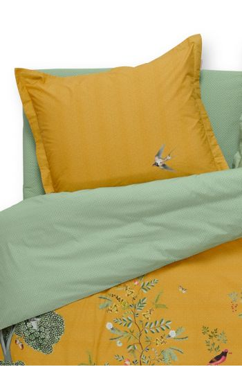 Pillowcase Babylons Garden Yellow
