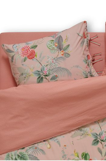 Pillowcase Floris Pink