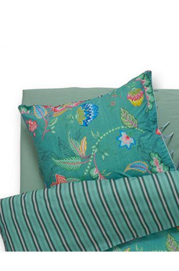 Kussensloop Jambo Flower Groen