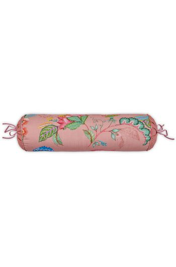 Neck roll Jambo Flower Pink