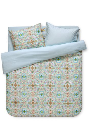 Duvet cover Moon Delight White