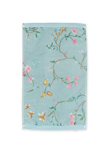 quest-towel-les-fleurs-blue-30x50-pip-studio-217811