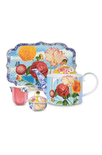 royal-tea-set-of-4-multicoloured-pip-studio-51020119