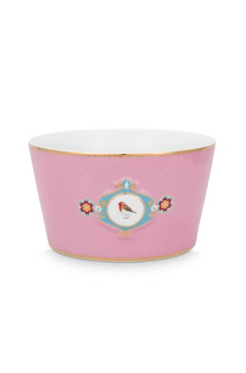 bowl-love-birds-in-pink-with-bird-15-cm