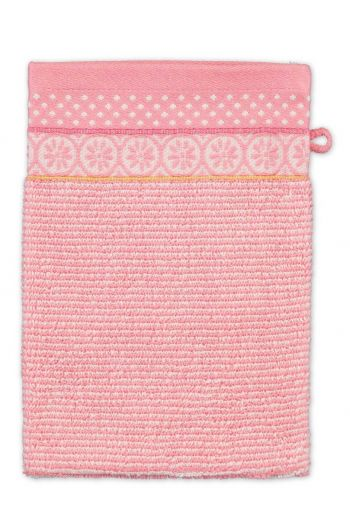 Wash cloth Soft Zellige Pink 16x22 cm