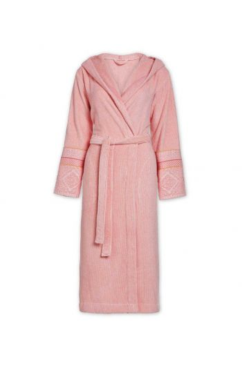 Bathrobe Soft Zellige Pink