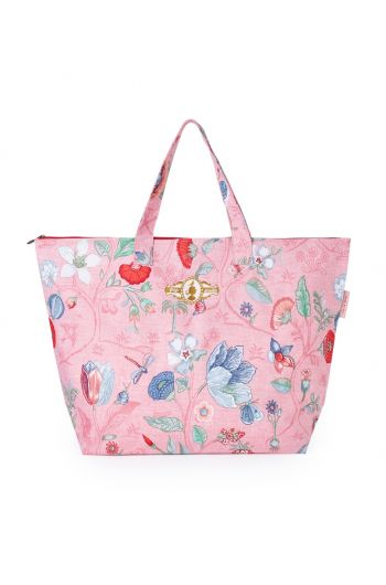Beach Bag Spring to Life Petit Pink