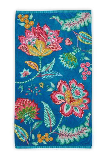 Beach Towel Jambo Blue 100 x 180 cm