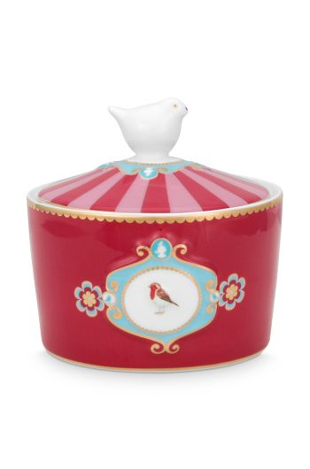 sugar-bowl-love-birds-in-red-and-pink-with-bird