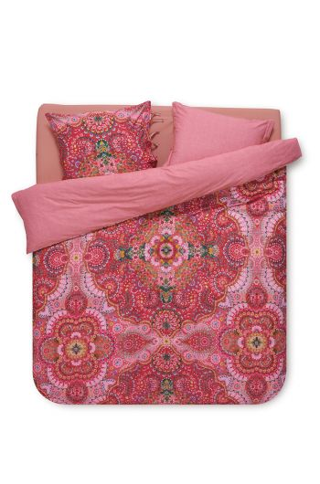 Duvet cover Sultans Carpet Red