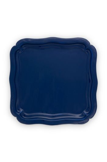 tray-square-enamelled-blue-40x40-cm-1/6-51.075.022