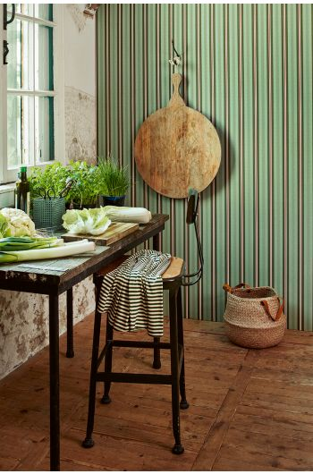 wallpaper-non-woven-vinyl-lines-green-pip-studio-blurred-lines