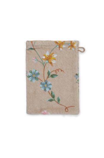 washcloth-les-fleurs-khaki-flowers-16x22-pip-studio-217807