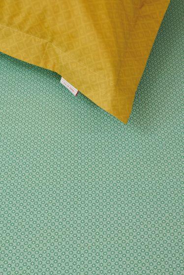 Hoeslaken Twinkle Star Groen