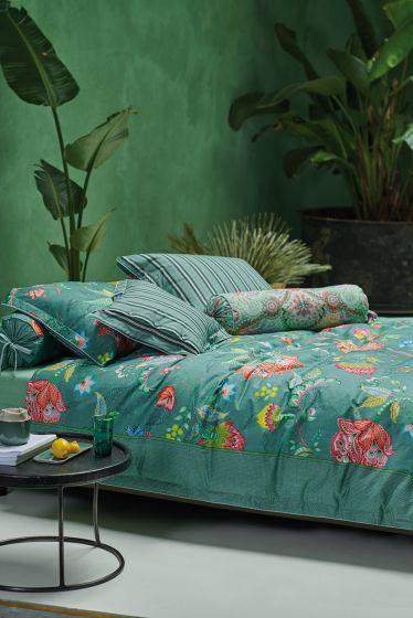 duvet-cover-green-flowers-jambo-flower-2-persons-pip-studio-240x220-140x200-cotton